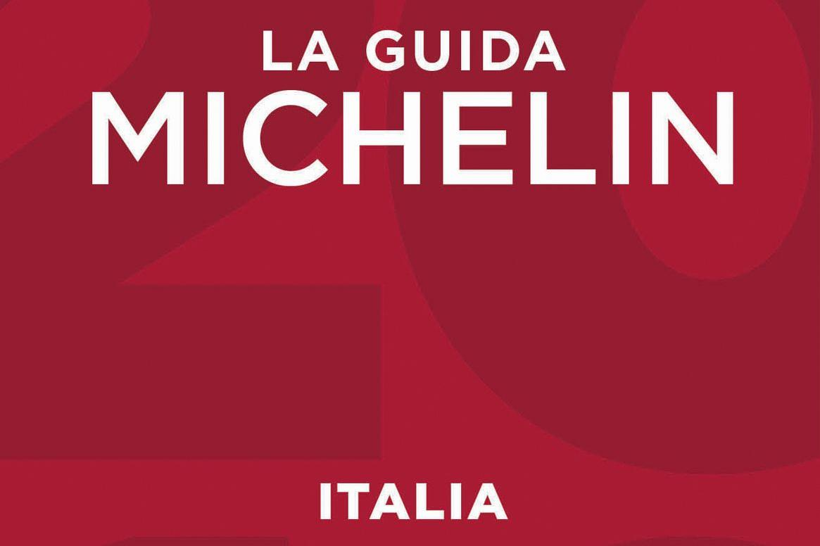 Cover Guide Michelin Italien