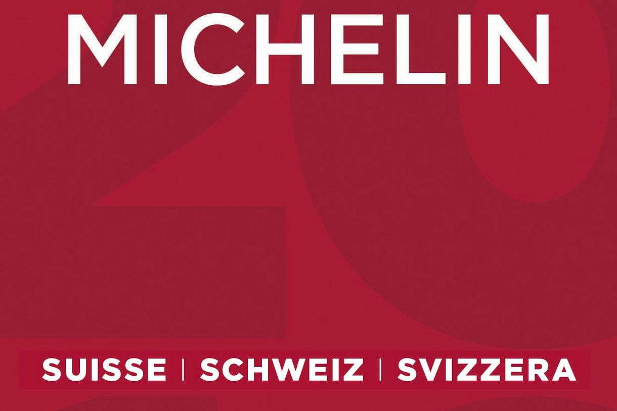 Guide Michelin Schweiz 2018
